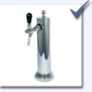 Zapfsäulen für Getränkeschankanlagen