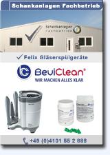 PDF-Katalog Felix Gläserspülgeräte