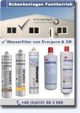PDF-Katalog Wasserfilter von Everpure und 3M